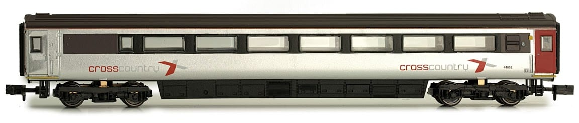 Dapol 2P-005-660 Mk3 TGS trailer guard second 44052 in Arriva Cross Country livery