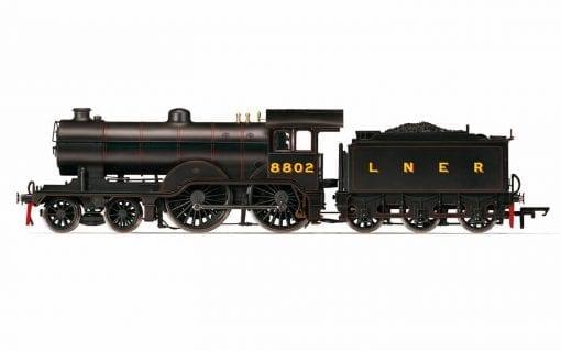 Hornby R3521 Class D16/3 4-4-0 8802 in LNER black