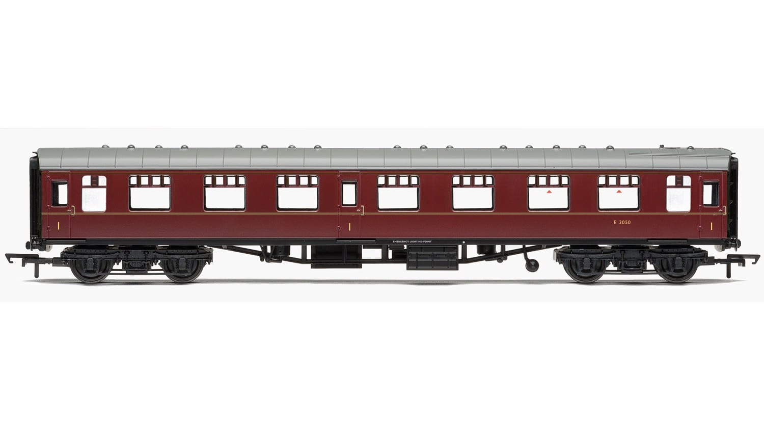 Hornby R4789 Mk1 FO first open E3050 in BR maroon