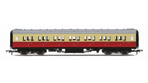 Hornby R4797 Maunsell corridor first S7212S in BR crimson and cream