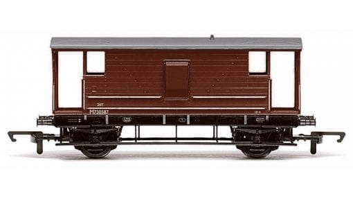 Hornby R6801 BR Ex-LMS 20 Ton Brake Van
