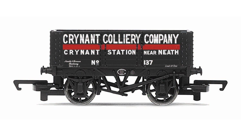 Hornby R6816 6 Plank Wagon 'Crynant Colliery Company'