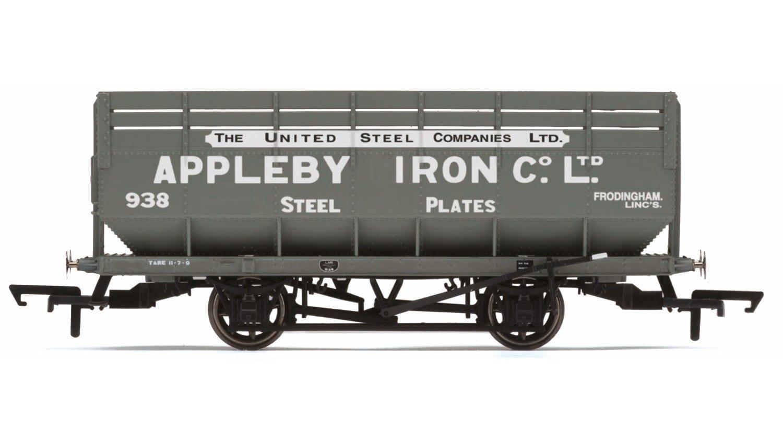 Hornby R6821 LMS Dia 1729 20 Ton Coke Wagon 'Appleby Iron Co.' 938