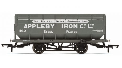 Hornby R6821A LMS Dia 1729 20 Ton Coke Wagon 'Appleby Iron Co.' 1162