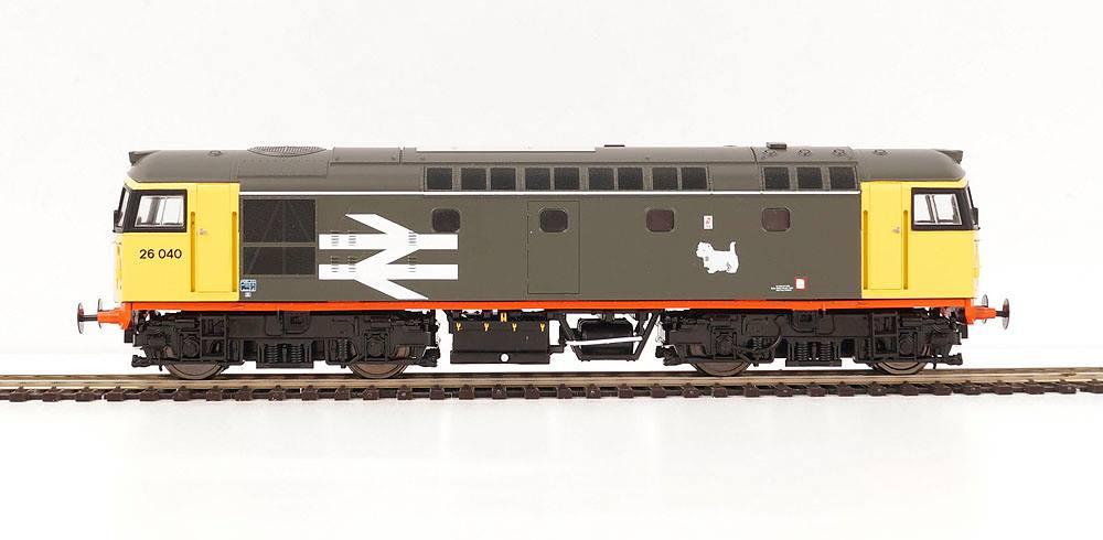 Class 26040