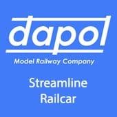Streamline Railcar